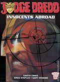 Judge Dredd Innocents Abroad TPB (2002 Titan/2000 AD) 1-1ST
