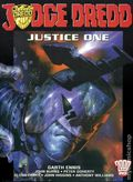 Judge Dredd Justice One TPB (2002 Titan/2000 AD) 1-1ST
