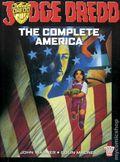 Judge Dredd The Complete America TPB (2003 Titan/2000 AD) 1-1ST