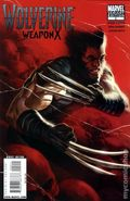 Wolverine Weapon X (2009 Marvel) 2B
