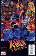 X-Men Forever Alpha (2009) 0B