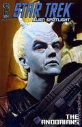 Star Trek Alien Spotlight Andorians (2007) 1RIA