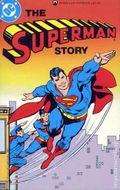 Superman Story PB (1983 Tor) 1st Edition 1-1ST