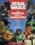 Star Wars The Essential Guide to Characters SC (1995 Del Rey Books) 1st Edition 1-1ST