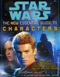 Star Wars The New Essential Guide to Characters SC (2002 Updated Edition) 1-1ST