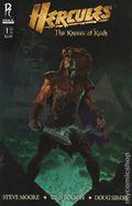 Hercules the Knives of Kush (2009 Radical) 1A