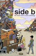 Side B The Music Lover's Comic Anthology GN (2009 Poseur Ink) 1-1ST