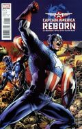 Captain America Reborn (2009 Marvel) 1A