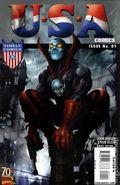 USA Comics 70th Anniversary (2009 Marvel) 1A