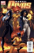 Marvel Divas (2009) 1A