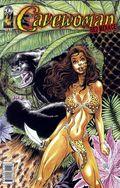 Cavewoman Red Menace (2009 Basement Comics) 1A