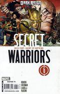 Secret Warriors (2009 Marvel) 6A