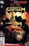 Batman Streets of Gotham (2009) 2