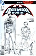 Batman and Robin (2009) 1C