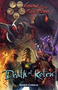 Legend of the Five Rings Death at Koten GN (2009) 1A-1ST