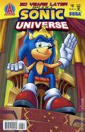 Sonic Universe (2009) 6