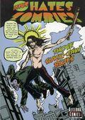 Jesus Hates Zombies Those Slack-Jaw Blues GN (2007) 1-1ST