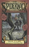 Spiderwick Chronicles The Seeing Stone GN (2007) 3-1ST