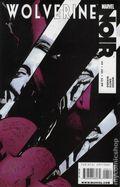 Wolverine Noir (2009 Marvel) 4A