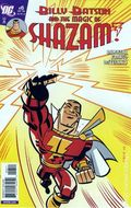 Billy Batson and the Magic of Shazam (2008) 6