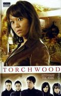 Torchwood SkyPoint HC (2008 Novel) 1-1ST