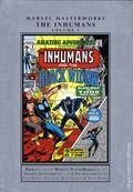 Marvel Masterworks Inhumans HC (2009) 1-1ST