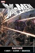 X-Men Legacy Salvage HC (2009 Marvel) 1-1ST