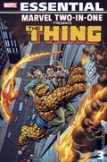 Essential Marvel Two-in-One TPB (2005-2011 Marvel) 3-1ST