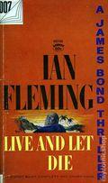 James Bond 007 Live and Let Die PB (1959 Signet Novel) 1-REP