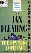 James Bond 007 The Spy Who Loved Me PB (1962 Novel) 1-REP