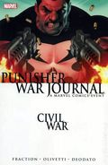 Civil War Punisher War Journal TPB (2009 Marvel) 1st Edition 1-1ST