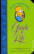 Bart Simpson's Guide to Life HC (1993) 1-1ST