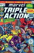 Marvel Triple Action (1972) National Diamond 10NDS