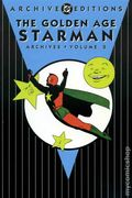 DC Archive Editions Golden Age Starman HC (2000-2009 DC) 2-1ST