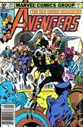 Avengers (1963 1st Series) Mark Jewelers 211MJ