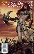 Red Sonja (2005 Dynamite) 45B