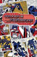 Classic Transformers TPB (2008-2010 IDW) 4-1ST
