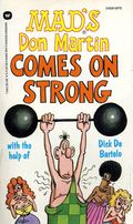 MAD's Don Martin Comes on Strong PB (1978 Warner) 1-REP