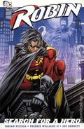 Robin Search for a Hero TPB (2009 DC) 1-1ST