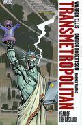 Transmetropolitan TPB (2009-2011 DC/Vertigo) 2nd Edition 3-1ST