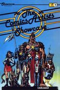 Comics Artists Showcase (1986) 1