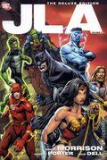 JLA HC (2008-2010 DC) Deluxe Edition 2-1ST