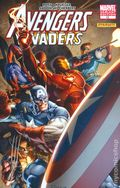 Avengers Invaders (2008 Marvel Dynamite) 12B
