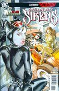 Gotham City Sirens (2009) 1B