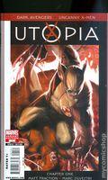 Dark Avengers Uncanny X-Men Utopia (2009) 1B