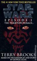 Star Wars Episode I The Phantom Menace PB (1999 Del Rey Novel) 1-1ST