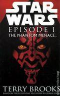 Star Wars Episode I The Phantom Menace HC (1999 A Del Rey Novel) 1A-1ST