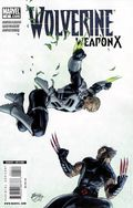 Wolverine Weapon X (2009 Marvel) 4A