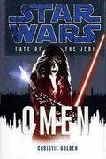 Star Wars Fate of the Jedi Omen HC (2009 Novel) 1A-1ST