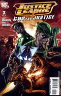 Justice League Cry for Justice (2009) 2A